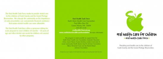 Oral Health Task Force Brochure