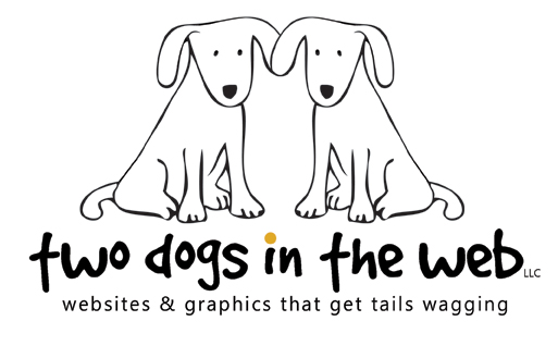 Two Dogs in the Web - websites and graphics that will get tails wagging